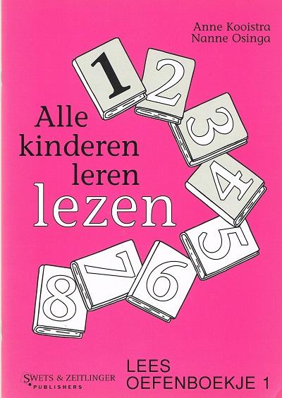 Alle kinderen leren lezen - leesoefenboekje 1, Koppie Koppie: koppie-koppie.com/webshop/product_info.php?products_id=1171